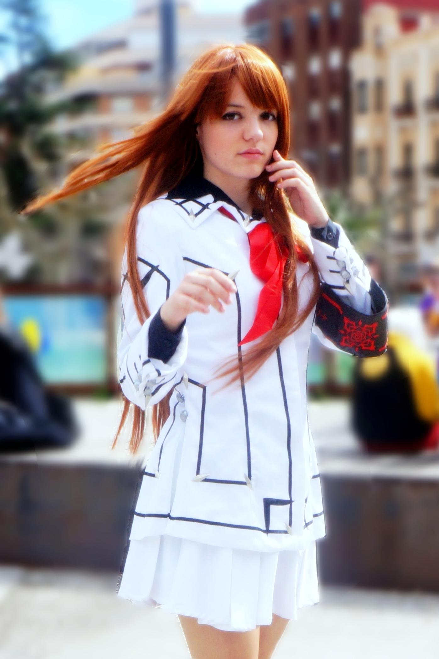 Yuki Cross Yuuki kurosu vampire knight cosplay by Ychigo ...