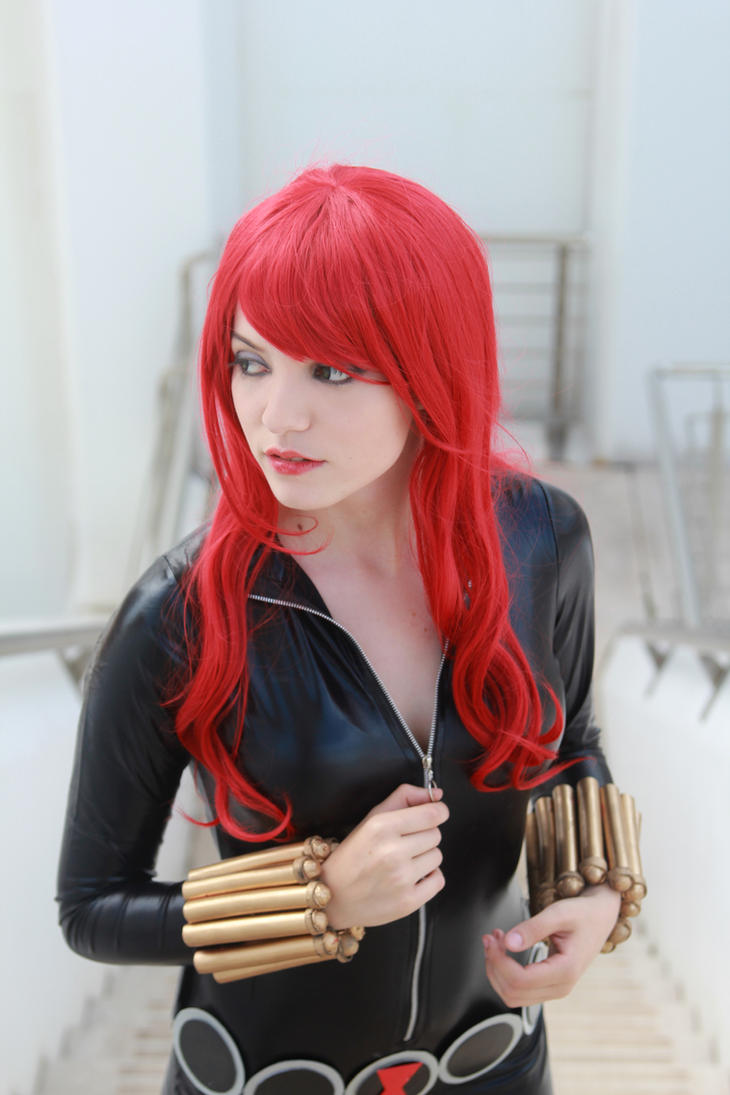 Black Widow Yamashita version cosplay by Ychigo