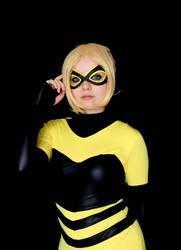 Queen Bee Chloe Miraculous Lady Bug Cosplay by Ychigo