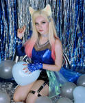Ahri Kda More Cosplay from League of Legends