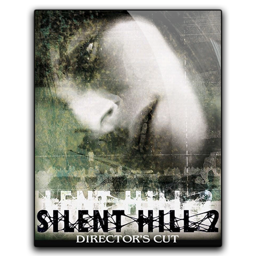 Silent Hill 2 Director S Cut Icon By Rarenux On Deviantart