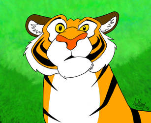 Rajah by Marty--McFly