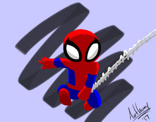 Little Spidey by Marty--McFly