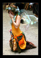 Twig the Fairy by LostinaJungle