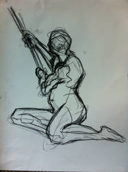 Figure Drawing 7