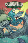 Durontus: The Lost Serpent 2 Cover