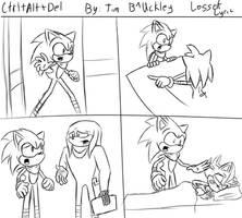 Sonic Boom Loss Of Lyric by Stolken
