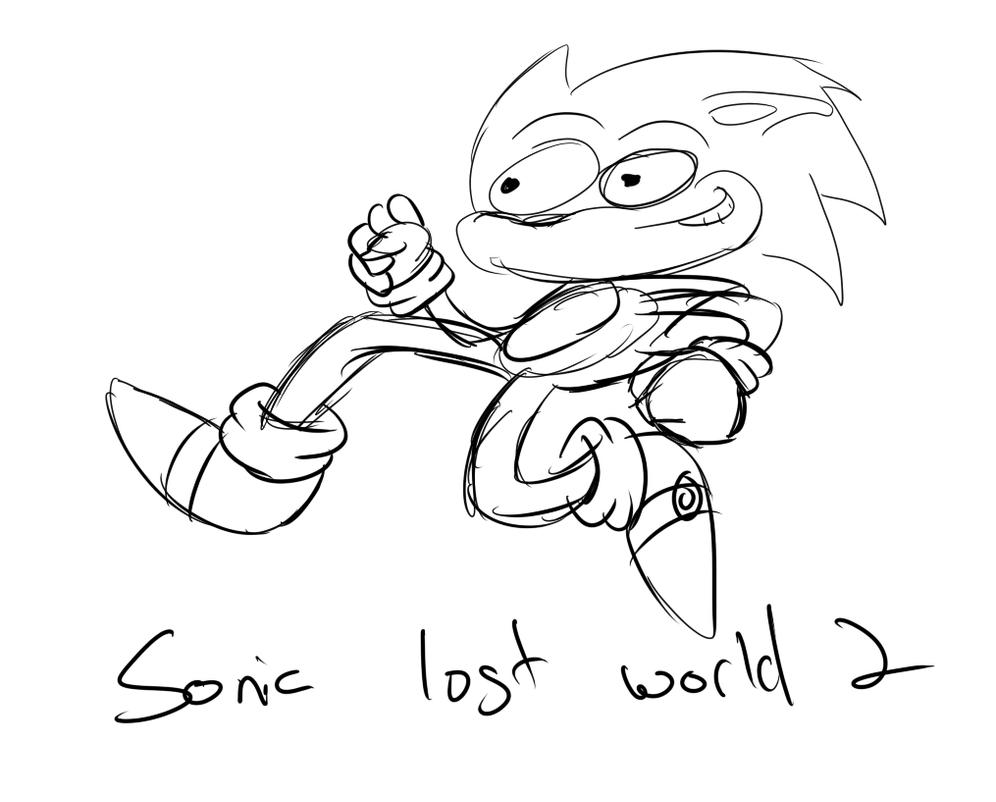 Sonic Lost World 2 by Stolken