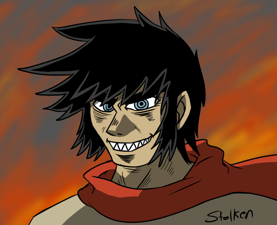 Getter Robo Ryoma Attempt by Stolken