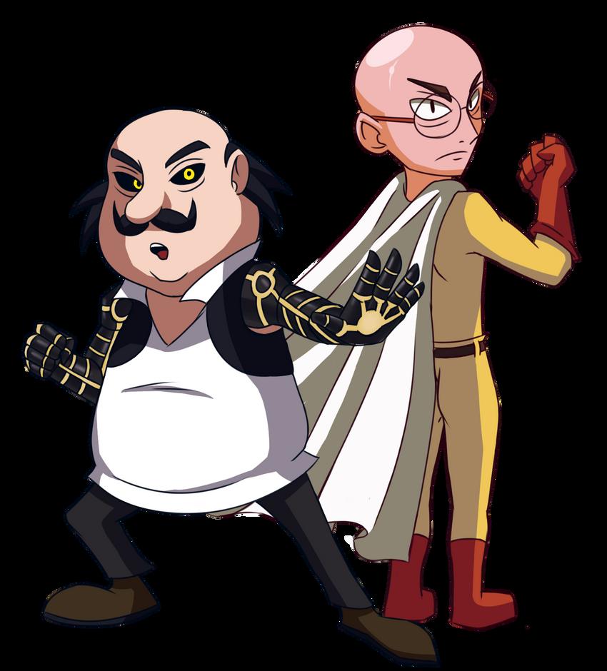 Motu Patlu One Punch Man by Stolken on DeviantArt