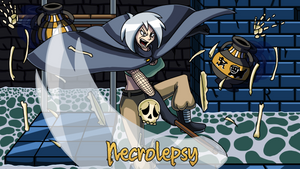 Necrolepsy Wallpaper 2