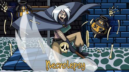 Necrolepsy Wallpaper 2 by Stolken