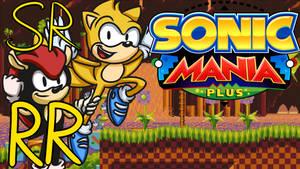 Sonic Mania Plus YouTube Thumbnail
