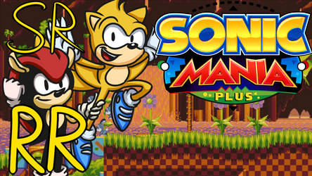 Sonic Mania Plus YouTube Thumbnail