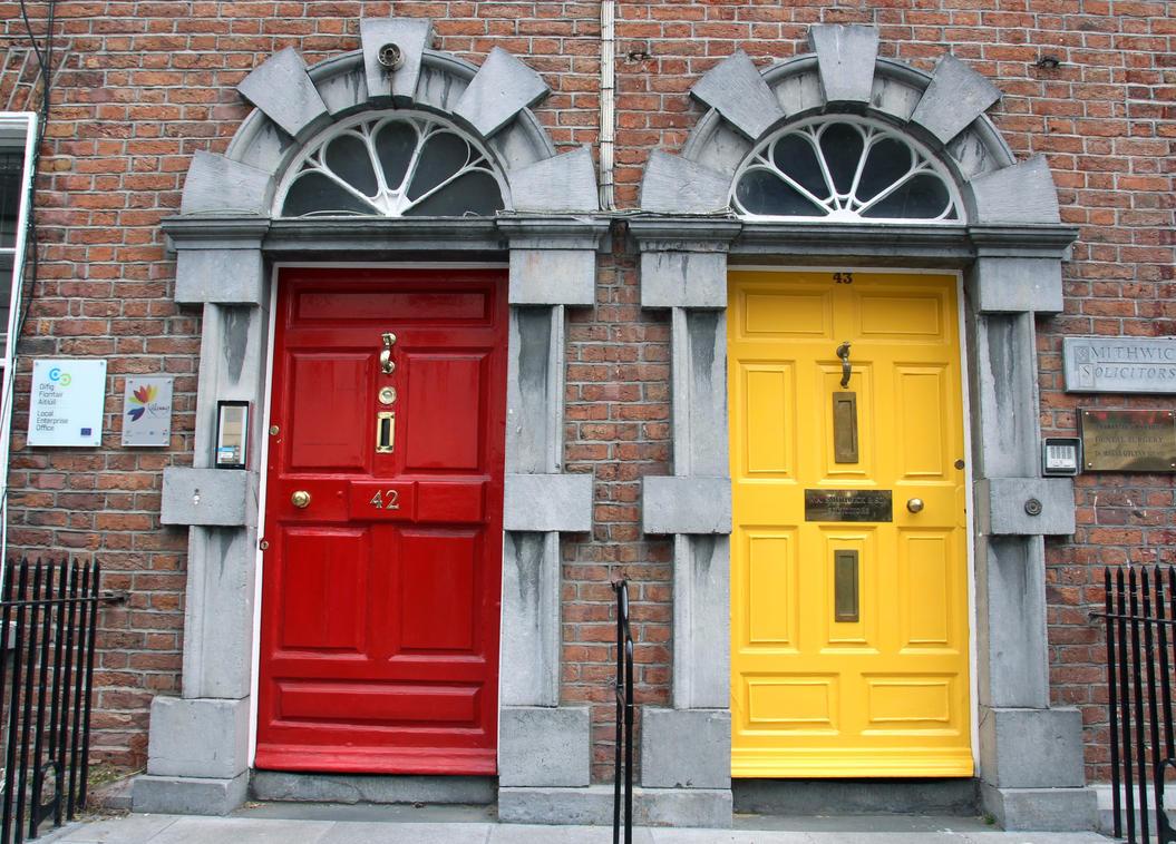 Red and yellow by Tamborita