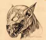 Resident Evil wolf mask