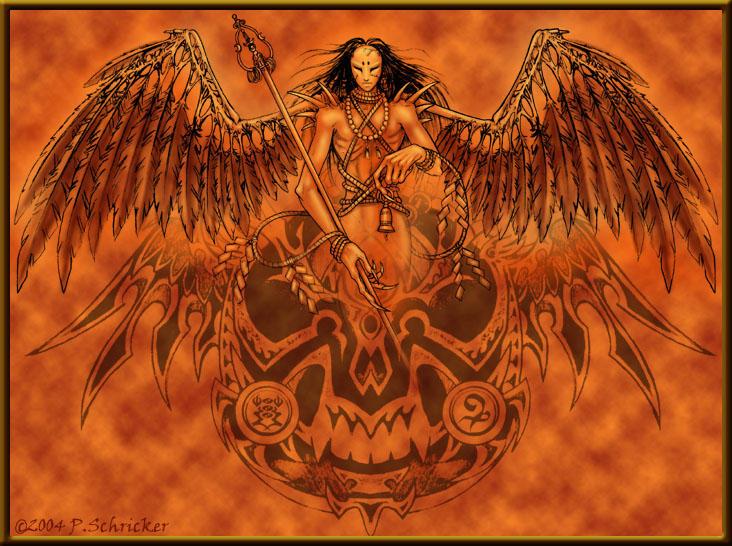 The Darkest Aeon by nachtwulf