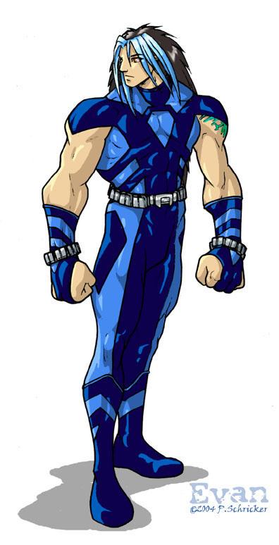 Evan: Costume concept by nachtwulf