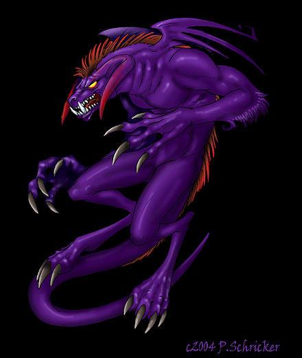 Heartless Behemoth by nachtwulf