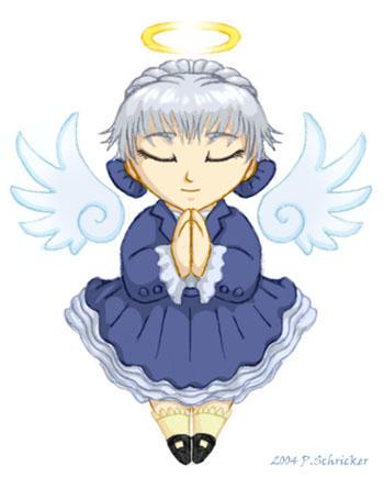 Yuri's Little Angel by nachtwulf