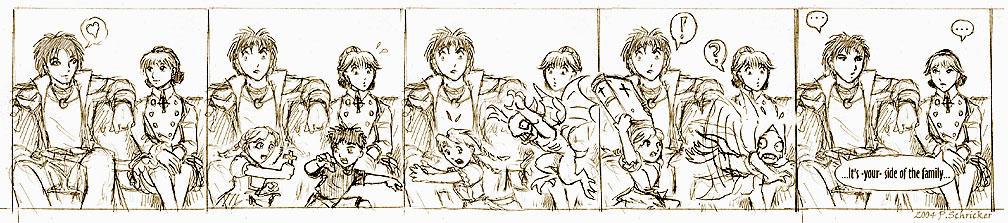 Hyuga Family Values by nachtwulf