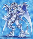 Gehn Nadirus: Snow Lion