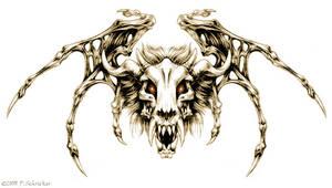 Feral Demon by nachtwulf