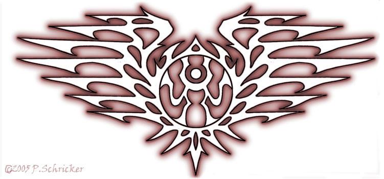 Forgotten Wings by nachtwulf
