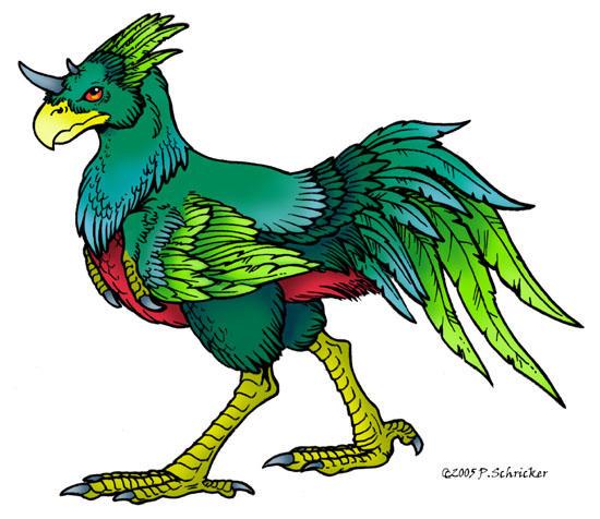 The Warkaeopteryx by nachtwulf