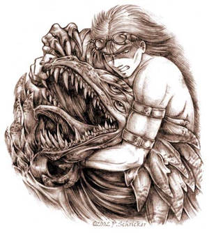 Rhiak - Fiend Hunter