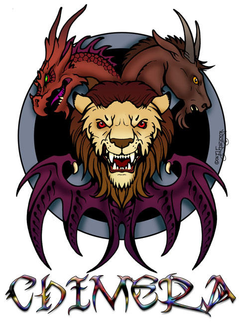 Team Chimera - Logo by nachtwulf