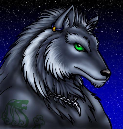 Nachtwulf by nachtwulf