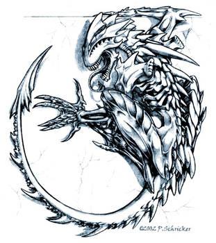 Xenomorph by nachtwulf
