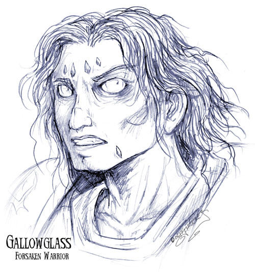 Gallowglass - WoW by nachtwulf