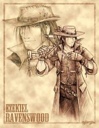 Ezekiel Ravenswood
