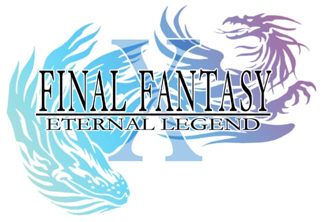 Eternal Legend splash logo by nachtwulf