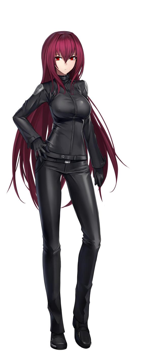 Characters: Mercenaries Meg_2_by_keskewolf-dahkax3