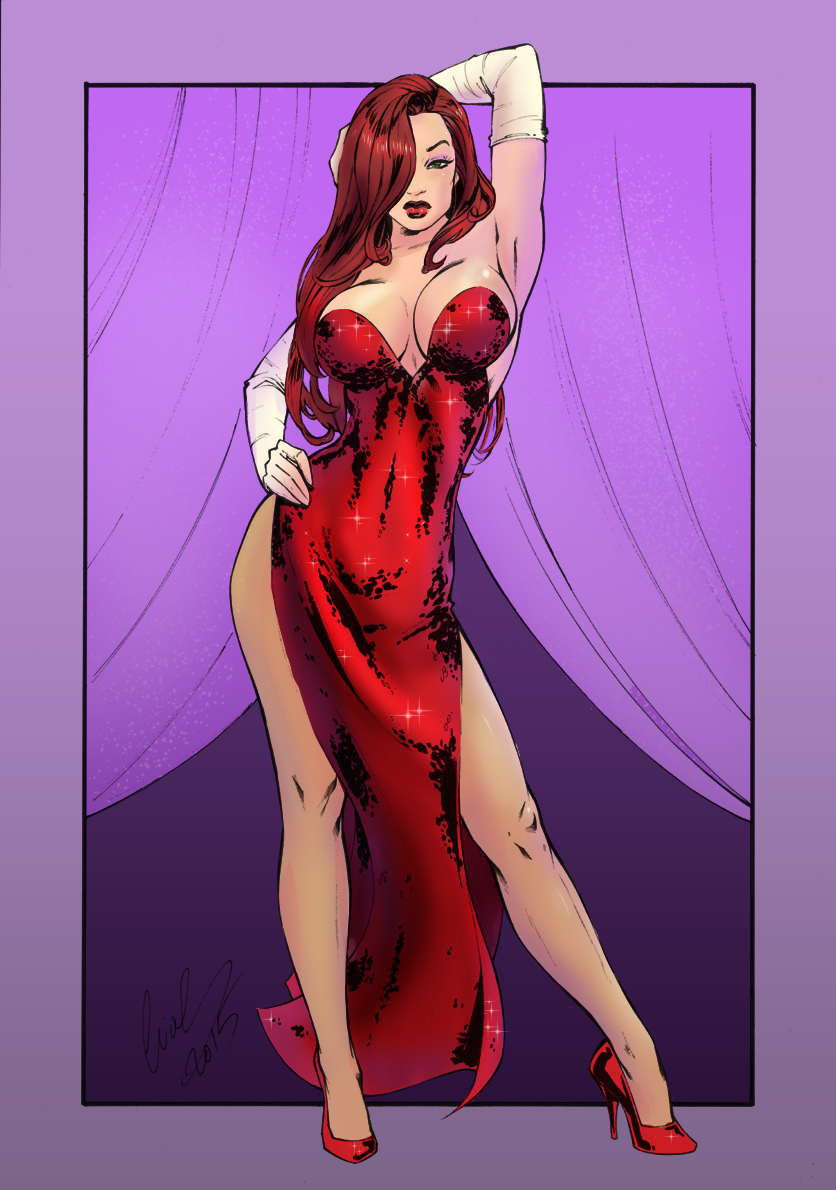 Characters: Human Jessica_rabbit_by_elias_chatzoudis___colored_by_st_by_keskewolf-dak5adr