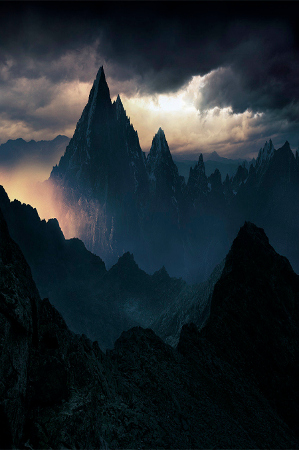 Guardian Mountains