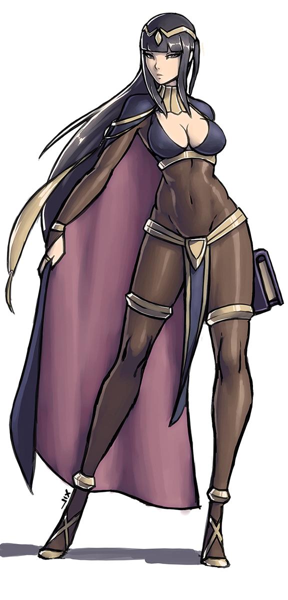 Characters: Mercenaries - Page 2 Tharja_by_luigiix_dag8zo1_by_keskewolf-datitr7