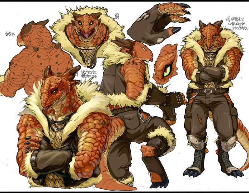 Characters: Beast-Kin/Kemonomimi (animal-trait people) - Page 2 33ebdb61b12019a3b4b1b71c49dac570__1__by_keskewolf-dbskee0