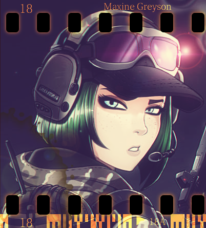 Characters: Mercenaries - Page 2 Maxine_greyson_by_keskewolf-dcbqlrm