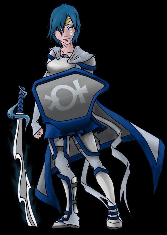 Knight Mercury by kiem