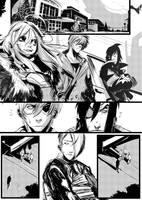 Graveyard chapter 3 spoiler by LUFCS