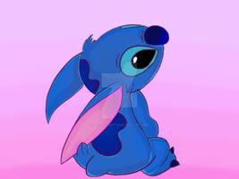 Stitch - Lilo And Stitch