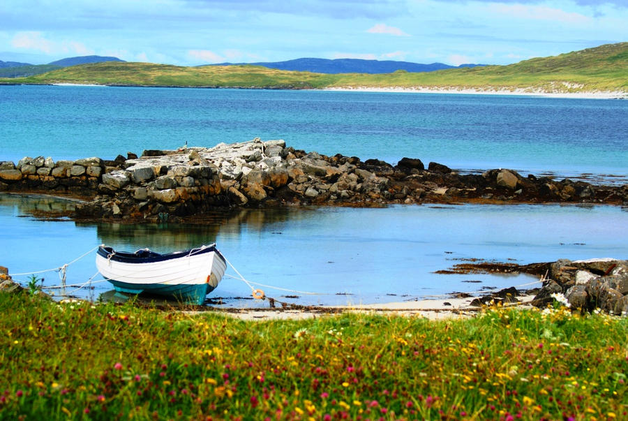 Small Boat, Isle of Barra