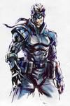 Metal Gear Solid. Solid Snake