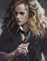 Emma Watson by IlyaBrovkin