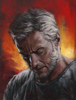 Old Man Logan by IlyaBrovkin