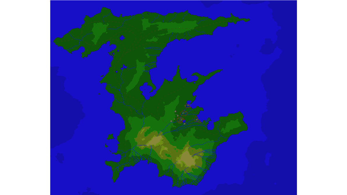 The Continent by Krictic